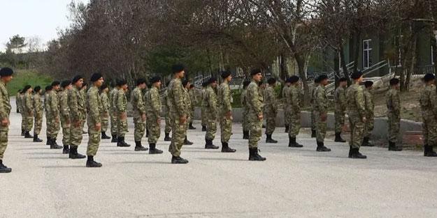 11 asker koronavirüse mi yakalandı? Valilikten flaş açıklama