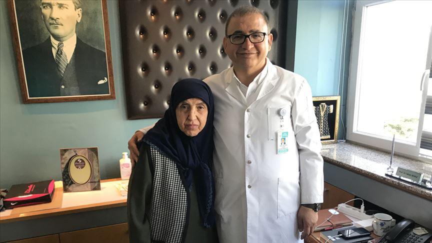 11 yıl süren 'delirten ağrılardan' ameliyatla kurtuldu