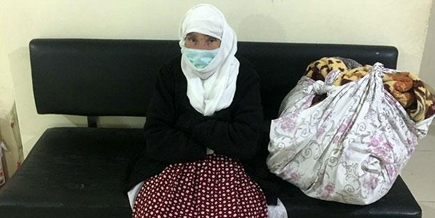 110 yaşındaki kayıp kadın Mardin'de bulundu