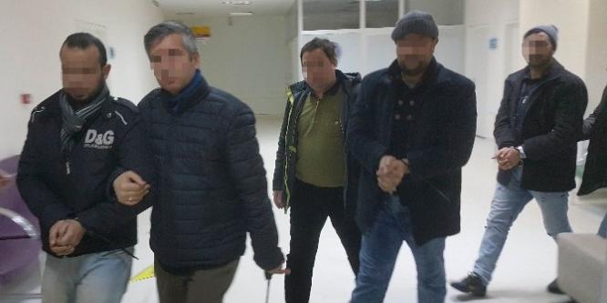 3 DEAŞ'lı Sakarya'ya gönderildi