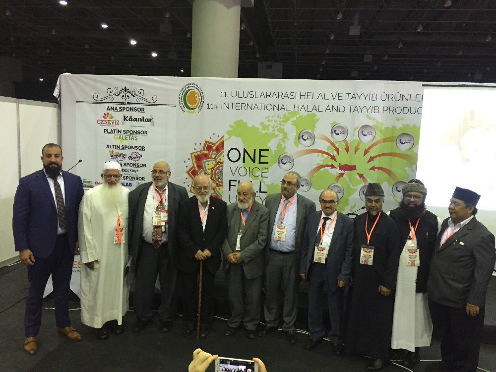 11'inci Helal ve Tayyib Konferansı'nda önemli mesajlar verildi