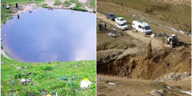 12 bin yıllık gölü kurutan iş adamlarının kim oldukları ortaya çıktı!