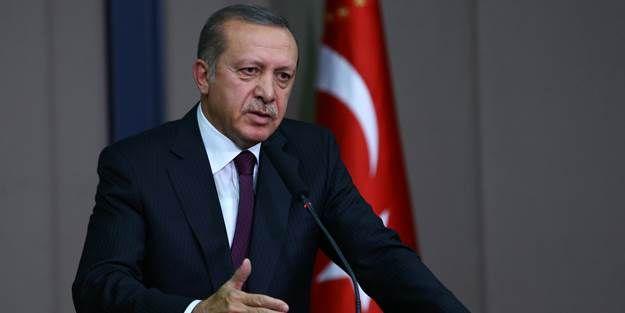 Cumhurbaşkanı Erdoğan darbe girişiminin nedenini açıkladı