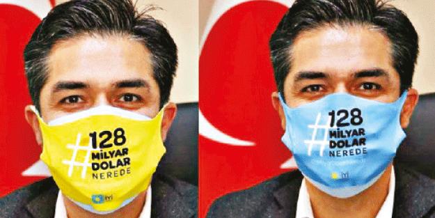 128 milyar $ yalanı ihanetin maskesi