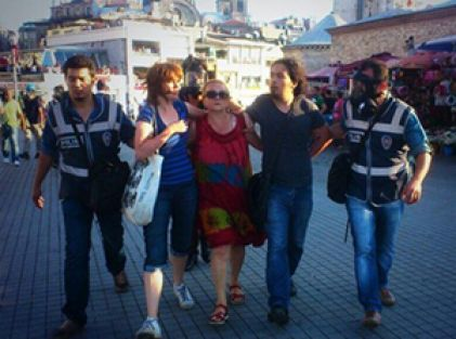 12 Gezi'ciye örgütten tutuklama talebi