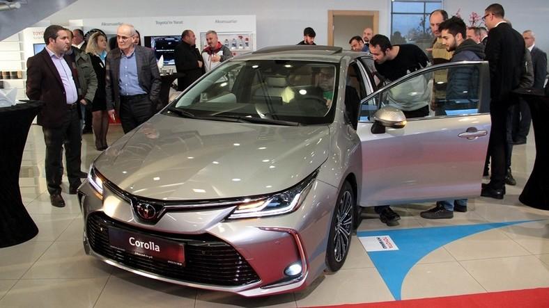 12'nci nesil Yeni Toyota Corolla, artık Türkiye'de üretilen hibritversiyonu ile birlikte satışa sunuluyor