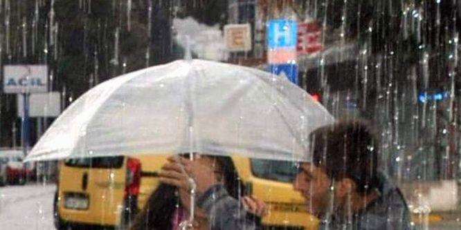 Yarın kuvvetli yağış bekleniyor