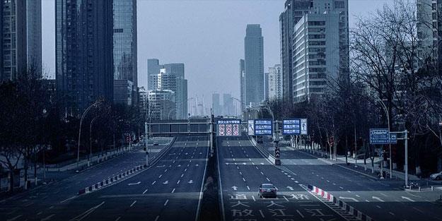 14 milyonluk kentin sokakları bomboş