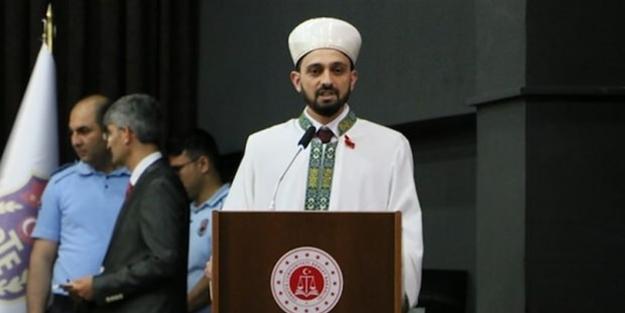 15 ayda Kur'an'ı ezberledi! 13 mahkuma da öncü oldu