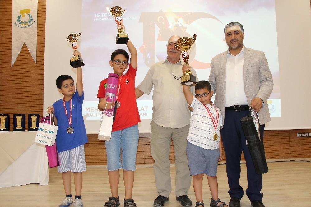 15 Temmuz satranç turnuvası sona erdi