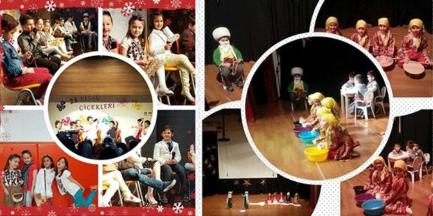 15 yıl tecrübeli Özlem Şen'den drama eğitimi