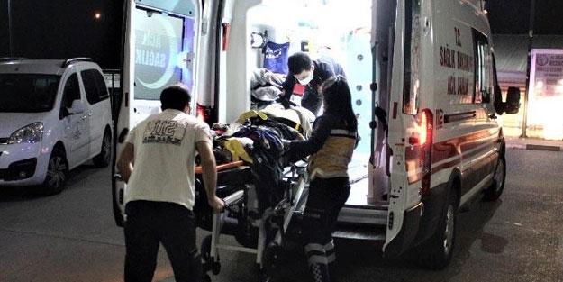 16 Tarım işçisi kazada yaralandı