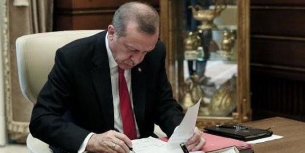 16 üniversiteye rektör ataması! Cumhurbaşkanı Erdoğan imzaladı