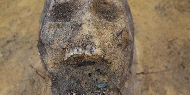 16. yüzyıldan kalma toplu mezar bulundu! Bütün çocuk cesetlerinin ağzından aynı şey çıktı