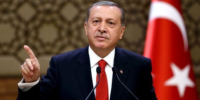 """Erdoğan: """"Sırada Münbiç ve Rakka var"""""""