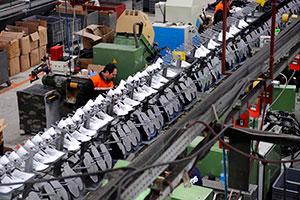Avrupa pazarına göz diken ayakkabı sektörü, küresel oyuncu olmak istiyor