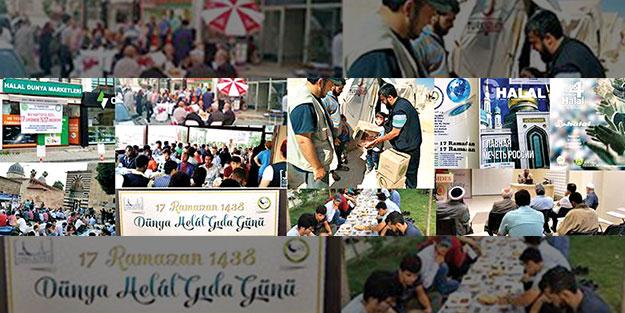 17 Ramazan Dünya Helal Gününe 5 gün kaldı