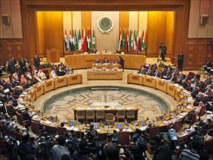 Geçici Suriye Hükümeti Arap Birliği Zirvesi'nde