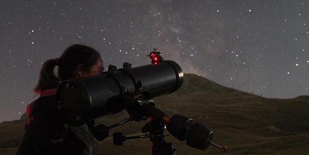 19. Ulusal Gökyüzü Gözlem Şenliği Antalya'da başlıyor