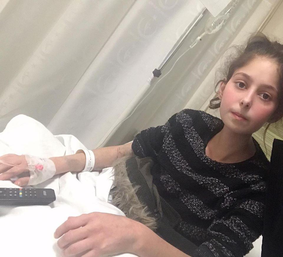 19 yaşındaki Aleyna mide kanserine yenik düştü