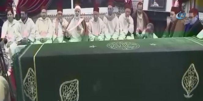 Kadiri Şeyhi Hamza bin Abbas toprağa verildi