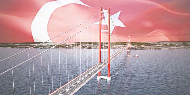 1915 Çanakkale Köprüsü ekonomiye ivme katacak