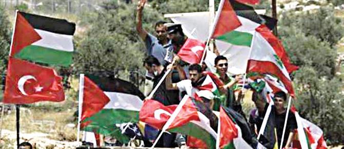 Özür Filistinlileri gururlandırdı