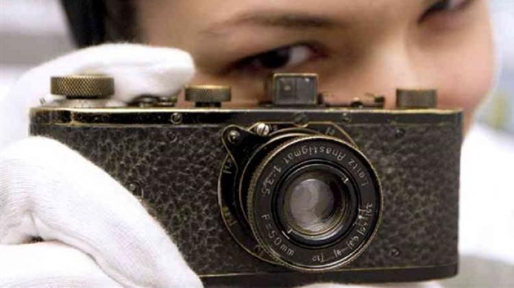 1923 yapımı fotoğraf makinesi rekor fiyata el değiştirdi