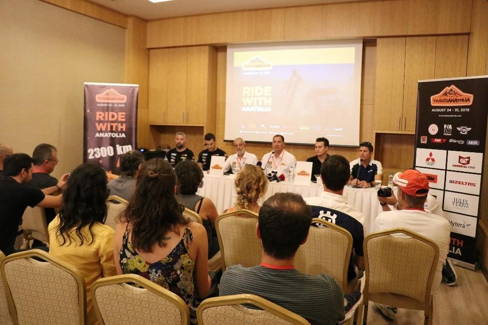 2 bin 300 kilometrelik TransAnatolia Rally Raid, Bolu'dan başlıyor