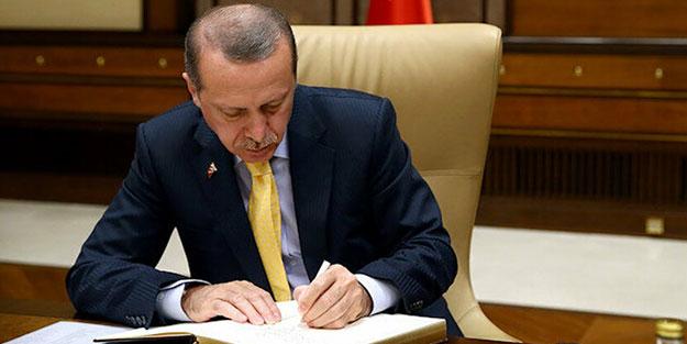 2 büyükelçi merkeze alındı! Cumhurbaşkanı Erdoğan'dan çok sayıda kritik atama