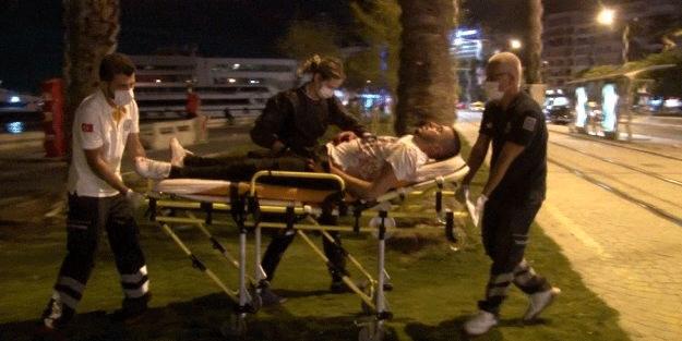 2 kardeş karıştığı kavgada bıçaklandı
