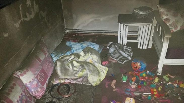 2 kardeşin feci ölümü! Yürek dayanmaz… Geriye oyuncakları kaldı