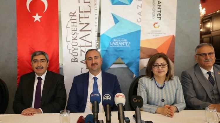'2 milyon Gaziantepliye teşekkür ediyorum'