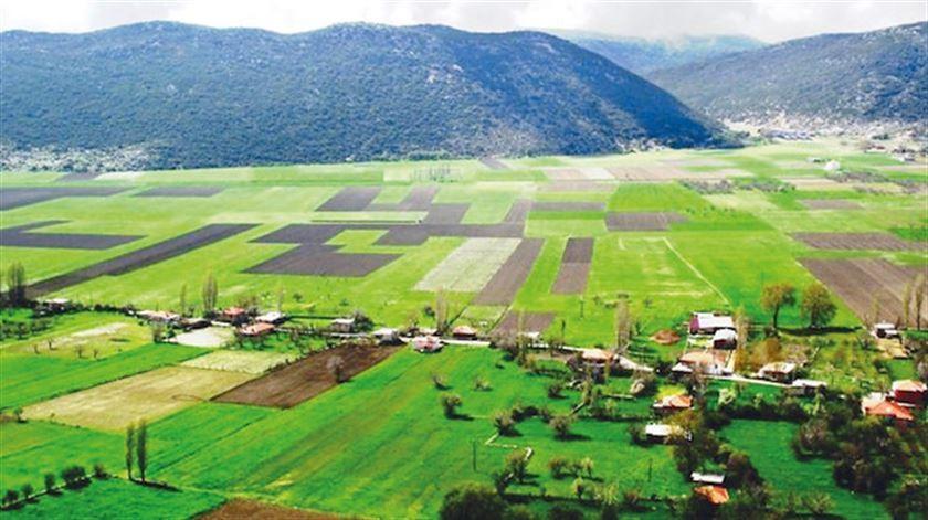 2 milyon hektar alan daha geliyor! Tarımda koruma alanı genişliyor
