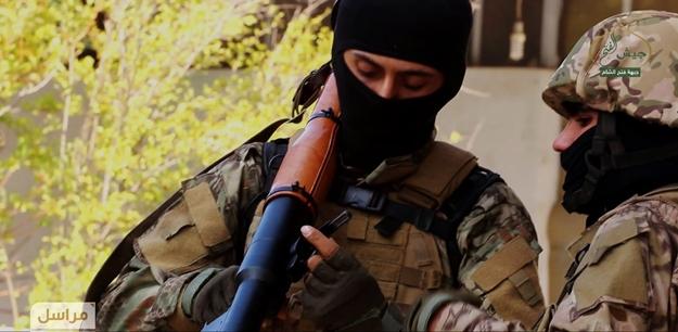 ''20 den fazla istişatcı ve binlerce Fedai ile Halep'e geliyoruz!''
