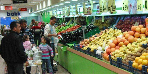 2013 enflasyonu % 4.7 ile kapandı