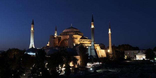 2014'te Ayasofya Camii ve Topkapı Sarayı'na ziyaretçi akını