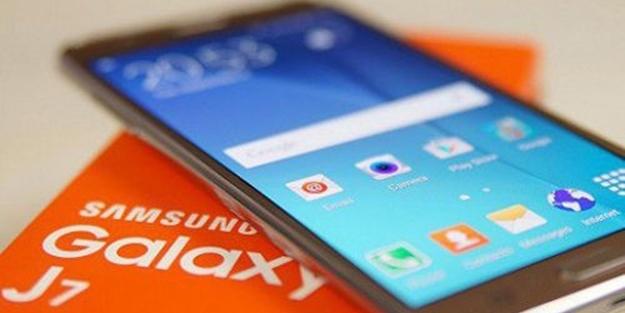 İşte 2017 model Galaxy J7'nin ilk görüntüsü