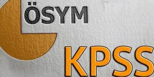 2018 KPSS önlisans sınav yerleri açıklandı mı?