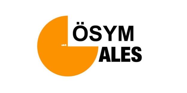 2019-ALES/3 sınav sonuçları açıklandı! ALES 2019 sonuçları tıkla öğren