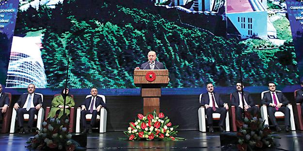 2019 şahlanma yılı oldu! Erdoğan: Teslim olacak dediler destan yazdık