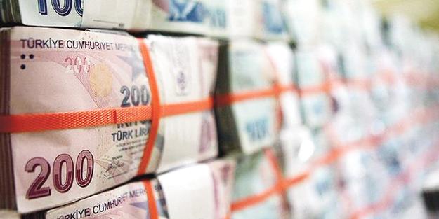 2019'da devletin kasasına 164 milyar lira girecek