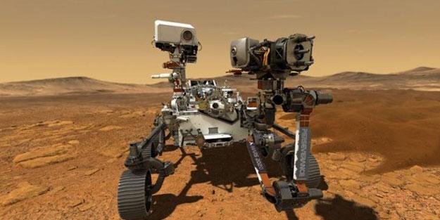 2020 Mars keşif aracına 'Perseverance' ismi konuldu