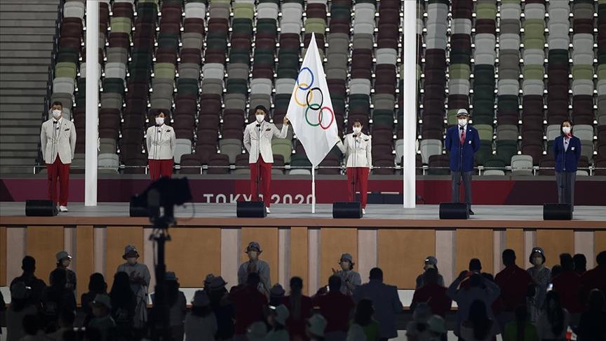 2020 Tokyo Olimpiyat Oyunlarında ilk altın madalya Çin'in oldu