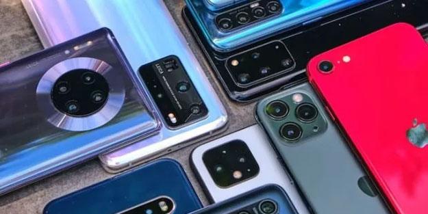 2020 yılının en çok satan akıllı telefon markaları belli oldu
