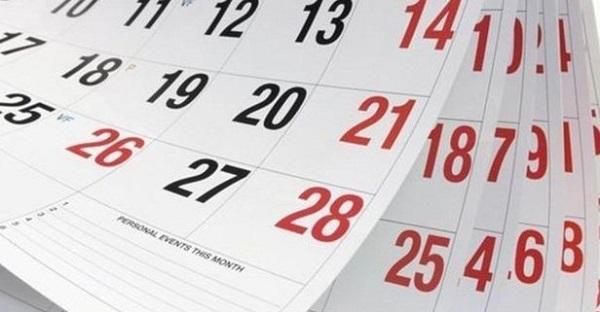 2021 kaç gün tatil yapılacak? | Resmi tatiller 2021