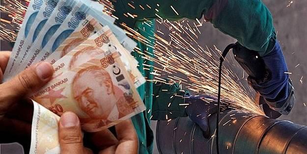 2022 yılı asgari ücrete en az yüzde kaç zam yapılır? Asgari ücret net brüt AGİ tutarı 2022