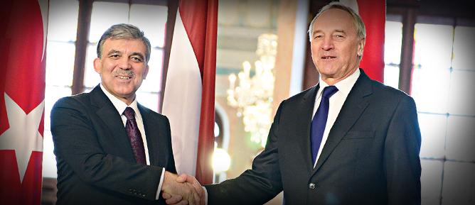 Letonya ile yeni dönem