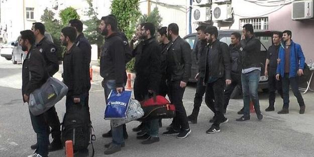 21 FETÖ'cü polis tutuklandı