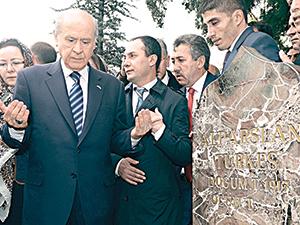 Alparslan Türkeş dualarla anıldı